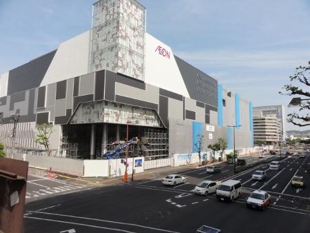 イオンモール岡山は「天満屋」中心の岡山経済界・小売業界に風穴を開けられるか!?