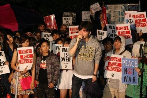 安保デモ「SEALDs」・キス動画「MixChannel」就職活動に影響が無いわけがない!という理由