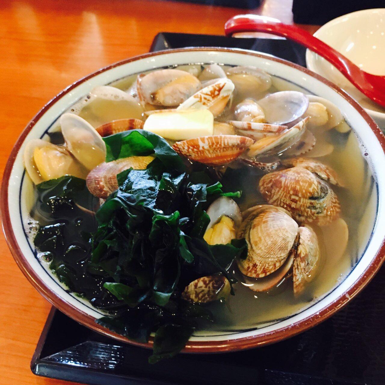 丸亀製麺の新メニュー「あさりうどん」の美味しさが尋常ではない