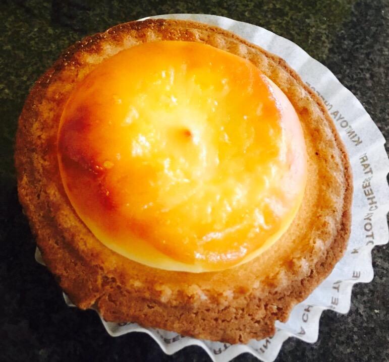 【大阪土産】梅田の阪神百貨店で行列ができるチーズタルト「BAKE CHEESE TART」
