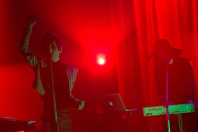 【動画】森岡賢 最後のステージ「TEXTURE」minus(-)&平沢進によるSOFTBALLETのカバー