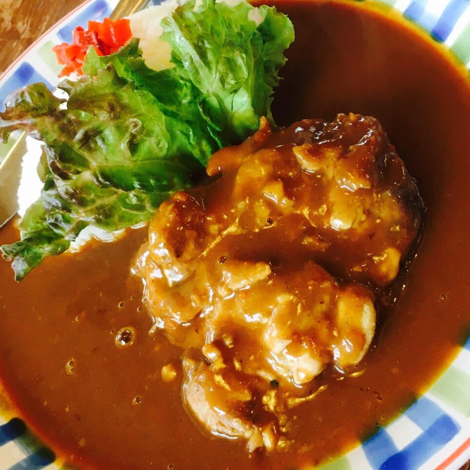 【岡山】カレーが無性に食べたい時、サーティーカレーのジューシーチキンカレー