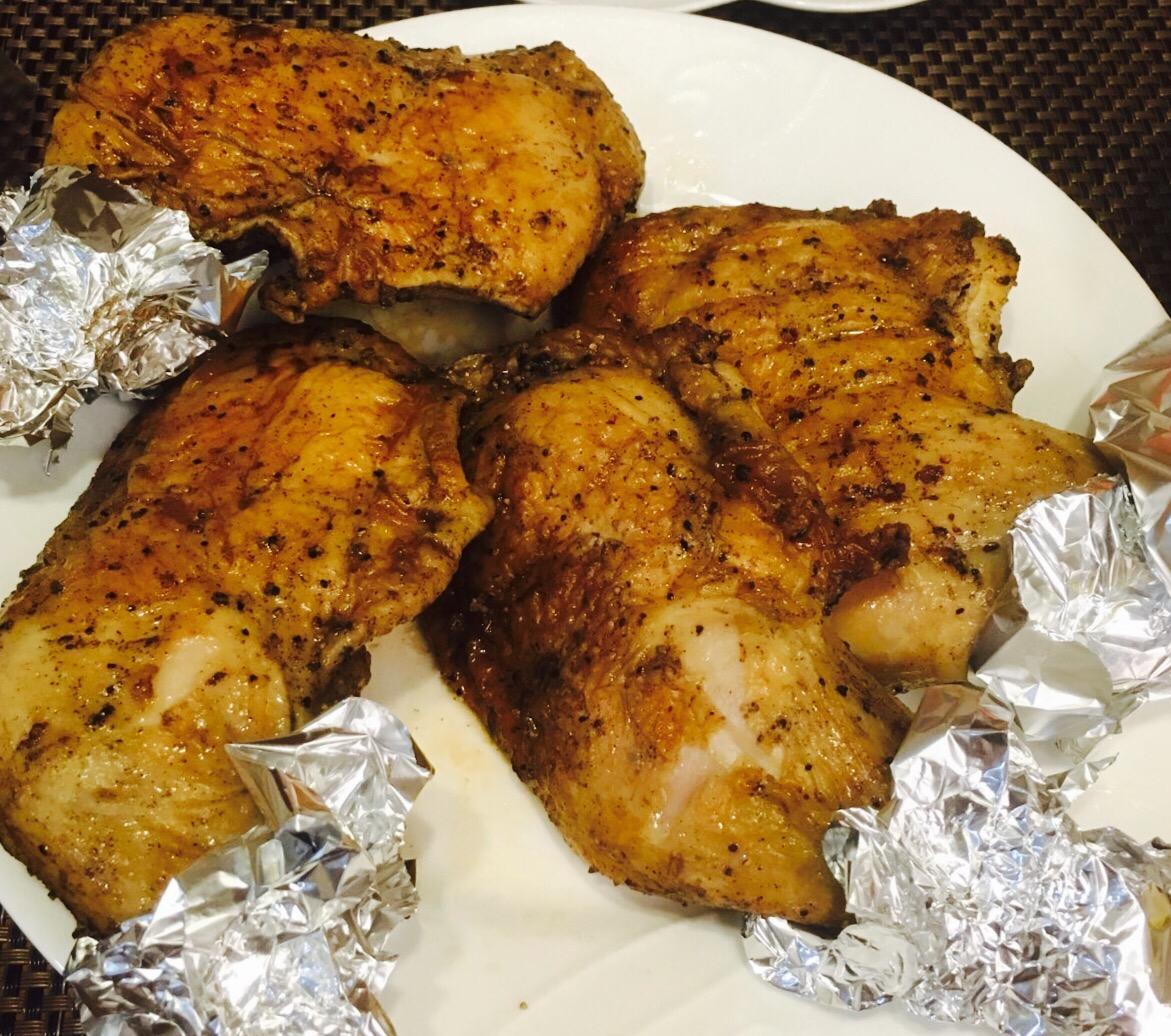 【岡山】クリスマスチキンは人気店「パチャマンカ」の若鶏ローストチキン!