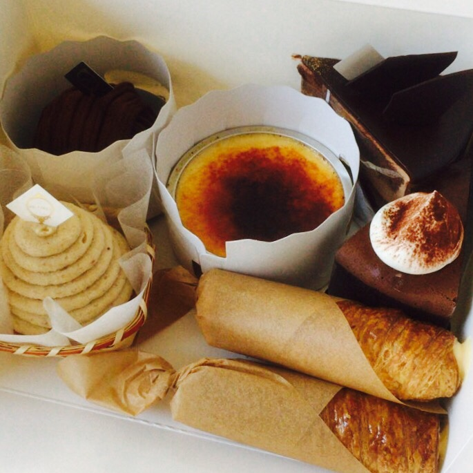 【岡山】今人気のケーキ店「アンフルール」単品ケーキやクレームブリュレも絶品