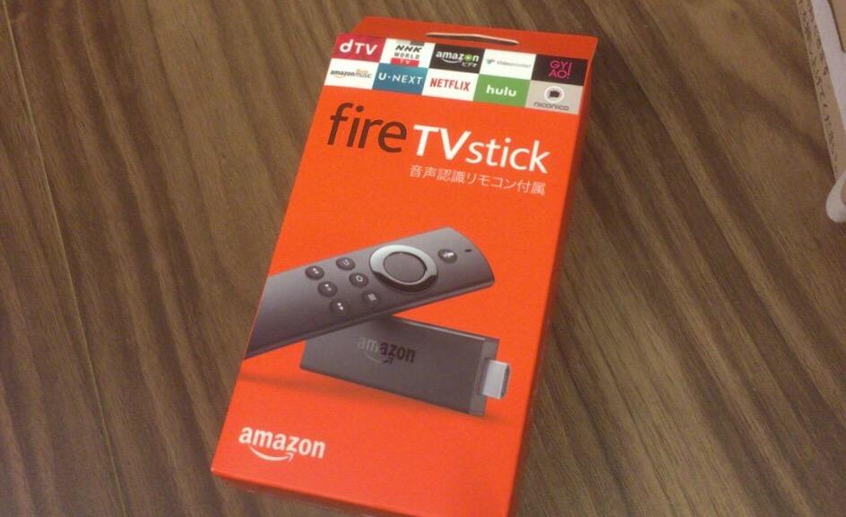 DAZNはスマホよりTVで見るべき!格安で簡単操作のAmazon fireTVstick設定方法紹介