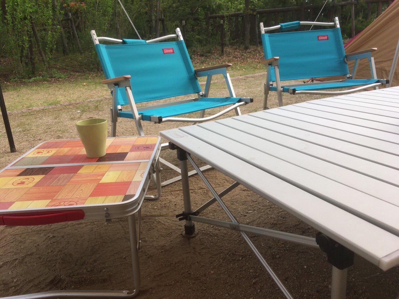 キャンプは快適な「ロースタイル」で。私も愛用でオススメのローテーブル・ローチェアー特集