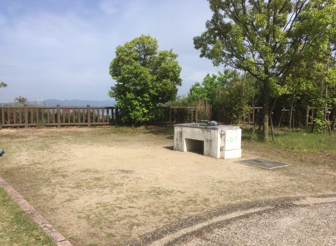 【キャンプ報告】広島県尾道市の「びんご運動公園オートキャンプ場」子供が喜ぶキャンプ場