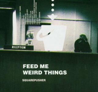 【レビュー】SQUAREPUSHER「FEED ME WEIRD THINGS」ジャズとドラムンベースと技巧派ベースの融合