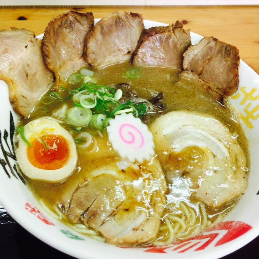 岡山で一番の味!魚介風スープが絶品!金川のラーメン屋「そば作」