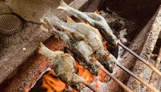 【岡山県・釣り堀】総社市の「穂里山」その場で魚が食べられるアウトドア体験