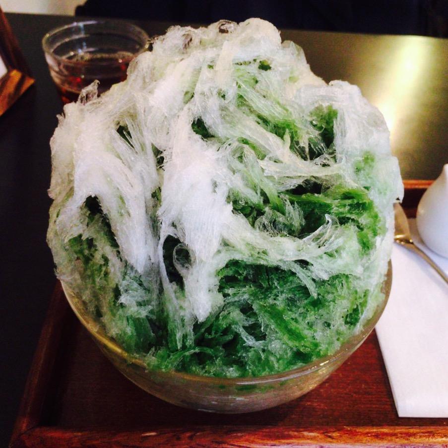 【千葉県柏市】極上かき氷のお店「三日月氷菓店」行列ができるお店