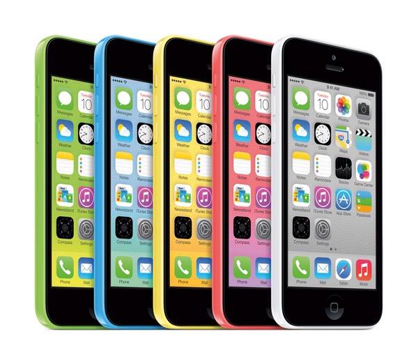 日本ではダメダメな「iPhone5C」が売れている国。それは何とイギリスだそうです。その理由は?