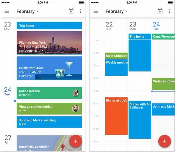 どのニュースも報じない最大の特長はこれ!iPhone版「Googleカレンダー」登場について