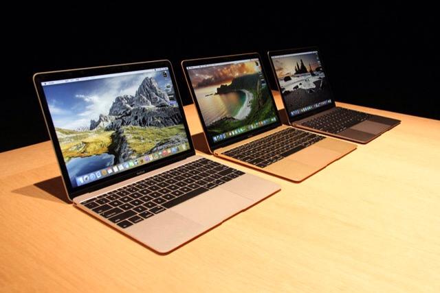 Apple Watchが発表されたけど新型MacBookの方が断然興味深い