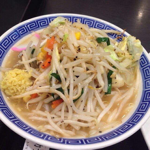 「トナリ」のタンメンを食べてきた(東京駅・東京ラーメンストリート)