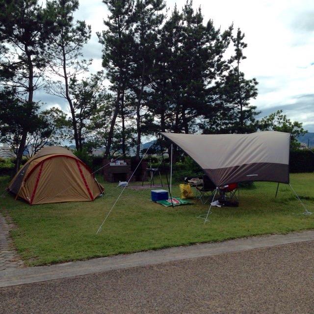 公園 赤穂 場 キャンプ 海浜 オート