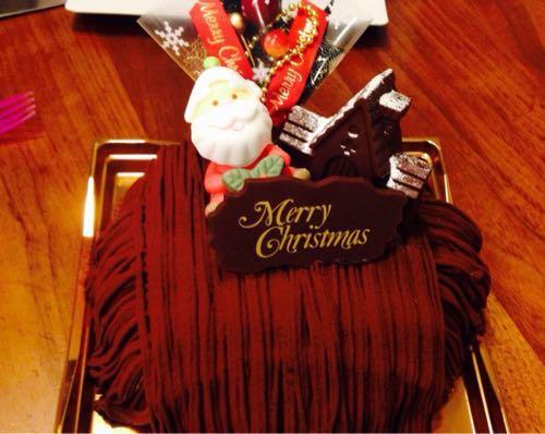 【岡山】アンフルールのチョコモンブラン!子供から大人まで喜ぶハイグレードなケーキ