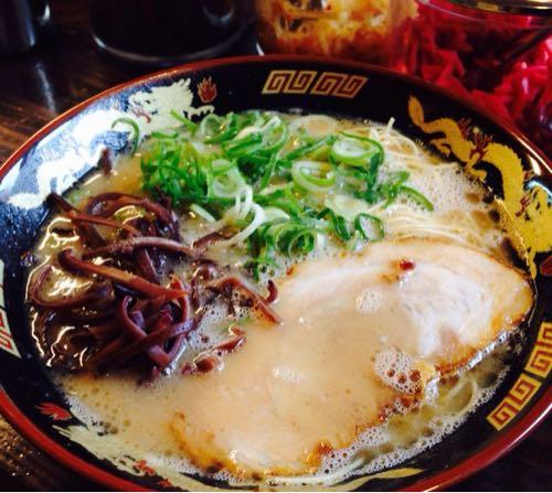 「山下商店」岡山で食べられる本場のとんこつラーメン 行列ができるお店