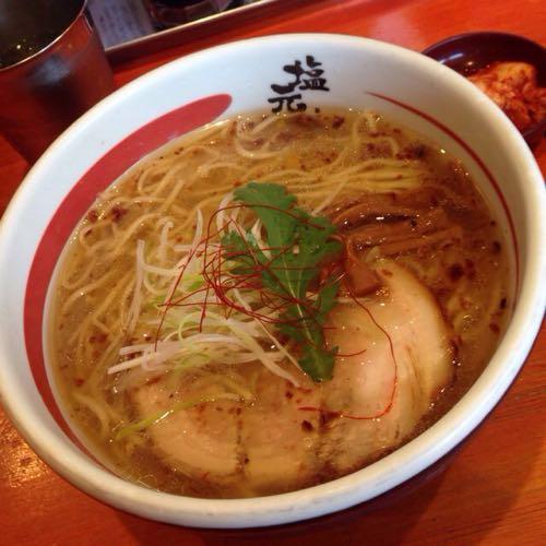 「塩元帥 総社店」関西の有名店が岡山県に進出!なのになぜか総社の郊外に!