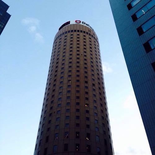 梅田マルビルに入る「大阪第一ホテル」眺めも設備もアクセス最寄り一級品で大満足
