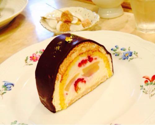 岡山の高級洋菓子店「スーリィラセーヌ」というケーキ屋さん!カフェコーナーがオススメ