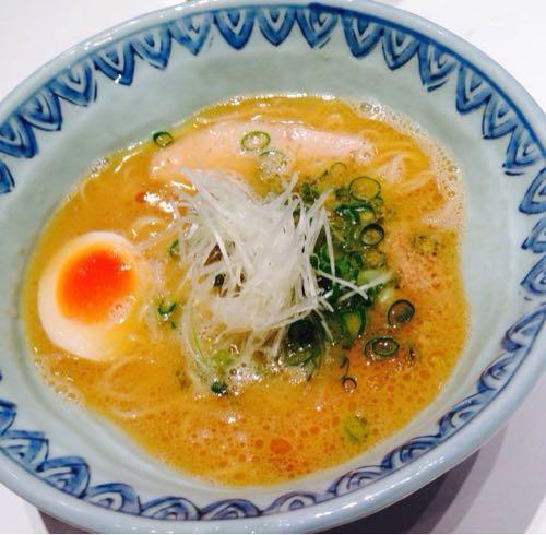 「麺屋 匠」岡山駅直結のさんすてにある、上品な極上ラーメン